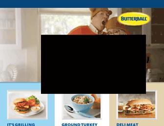 Thumbshot of Butterball.com