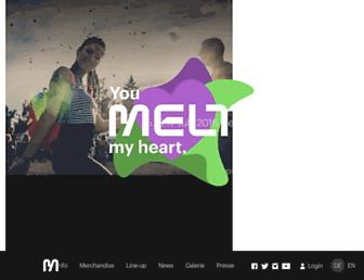 Thumbshot of Meltfestival.de