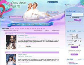 Thumbshot of Online-dating-ukraine.com