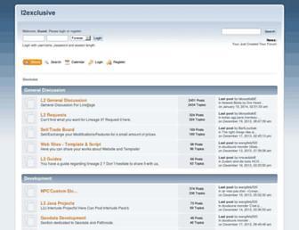 l2exclusive.smffy.com screenshot