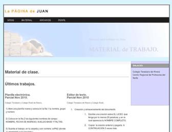jviera.net screenshot