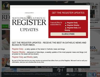 ncregister.com screenshot