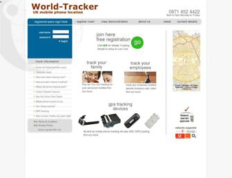 world-tracker.com screenshot