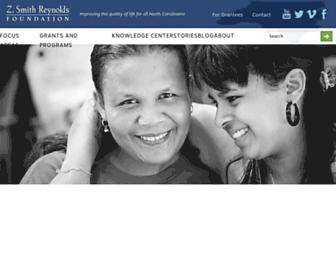 zsr.org screenshot