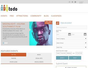 abqtodo.com screenshot