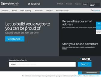 register365.com screenshot