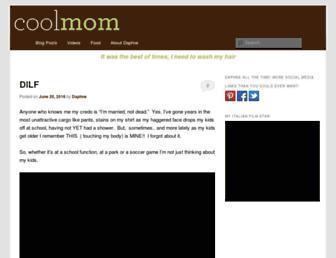 Thumbshot of Coolmom.com