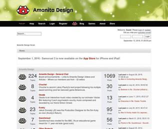 forum.amanita-design.net screenshot