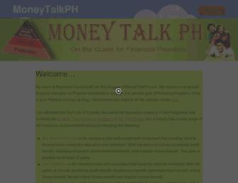 moneytalkph.com screenshot