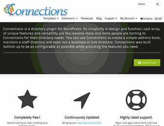 Thumbshot of Connections-pro.com