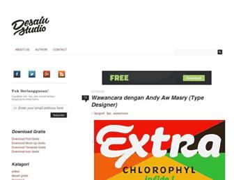 desainstudio.com screenshot