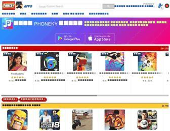 bd.phoneky.com screenshot