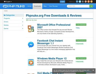 2acd-downloads.phpnuke.org screenshot