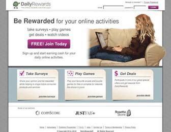 Thumbshot of Dailyrewards.com