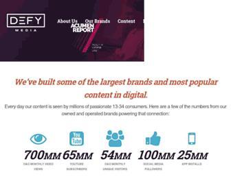 Thumbshot of Alloytv.com