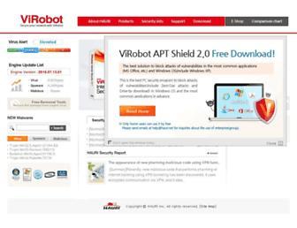 hauri.net screenshot