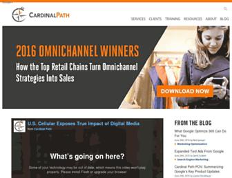 Thumbshot of Cardinalpath.com