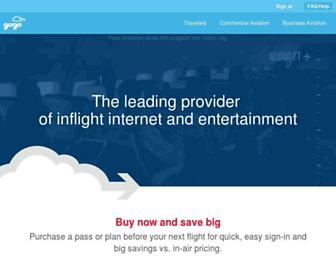 gogoair.com screenshot