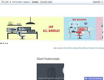 learnerspoint.org screenshot