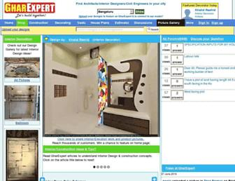 Thumbshot of Gharexpert.com