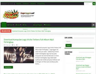 lagureggae.net screenshot