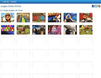 cu.game-game.com screenshot