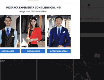 tudor-tailor.com screenshot