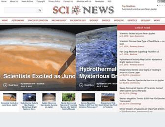 Thumbshot of Sci-news.com