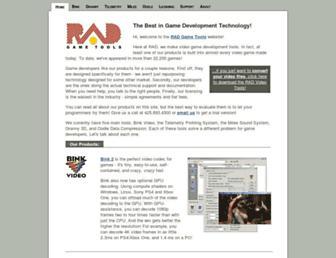 radgametools.com screenshot