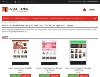 Thumbshot of Latestthemes.net