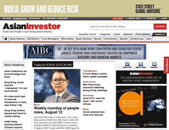 asianinvestor.net screenshot