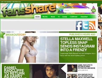 Thumbshot of Fansshare.com