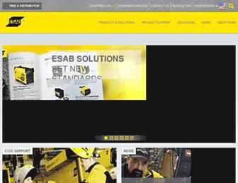 esabna.com screenshot