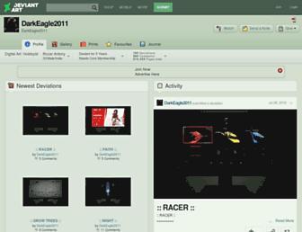 darkeagle2011.deviantart.com screenshot