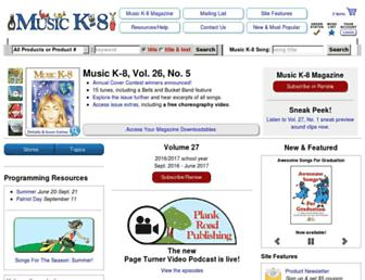 musick8.com screenshot
