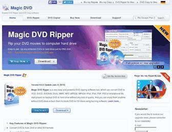 magicdvdripper.com screenshot