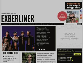 Thumbshot of Exberliner.com