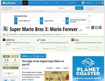 super-mario-bros-3-mario-forever.en.softonic.com screenshot