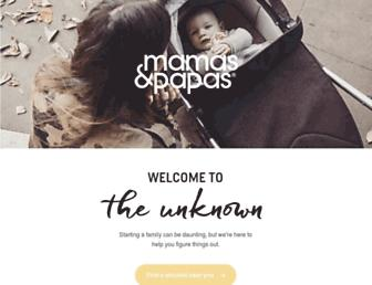 Thumbshot of Mamasandpapas.com