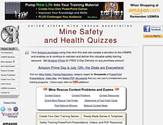 miningquiz.com screenshot