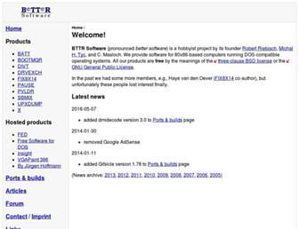 bttr-software.de screenshot