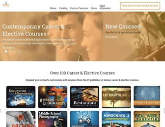 edynamiclearning.com screenshot