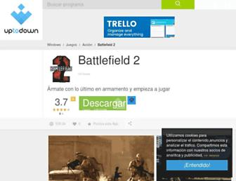 battlefield-2.uptodown.com screenshot