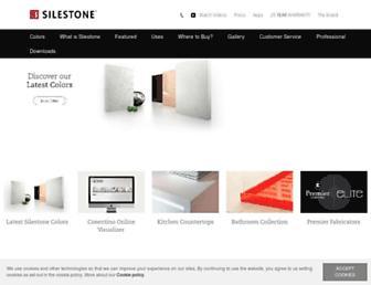 Thumbshot of Silestoneusa.com