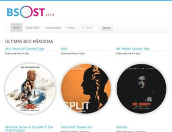 bsost.com screenshot