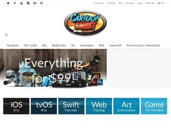 cartoonsmart.com screenshot