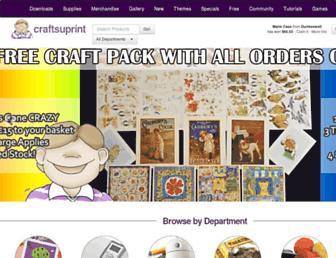 Thumbshot of Craftsuprint.com