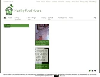 Thumbshot of Healthyfoodhouse.com