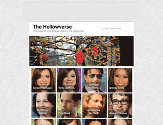 Thumbshot of Hollowverse.com