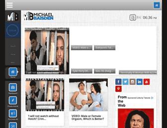 Thumbshot of Michaelbaisden.com